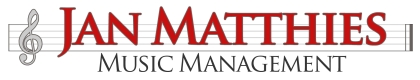 Logo of Jan Matthies Music Management